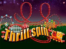 Игровой аппарат Thrill Spin — играть онлайн