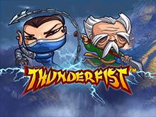Игровой аппарат Thunderfist: играть бесплатно