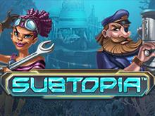 Игровой автомат Subtopia — играть бесплатно